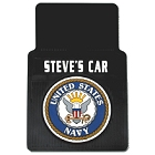 Personalized US Navy Car Mats