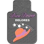 Personalized Diva Car Mats