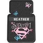 Personalized Supergirl Car Floormats