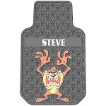 Personalized Arms Up Taz Truck Mats