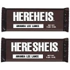Hershey's Candy Wrapper Announcements