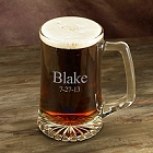 Engraved 25 oz. Sports Mug