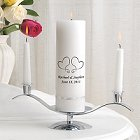 Premier Personalized Unity Candle Set