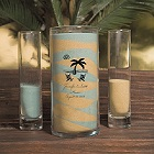Personalized Sand Unity Vase Set