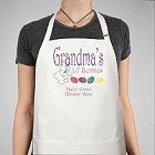 Little Bunnies Personalized Easter Apron