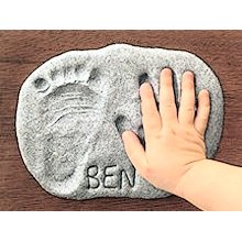 Deluxe Personalized Handprint Impression Kit