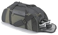Personalized Deluxe Duffel Bags