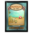 Surfside Bar Personalized Pub Sign