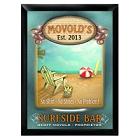 Surfside Bar Personalized Pub Sign
