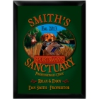 Traditional Sportman's Personalized Pub Sign