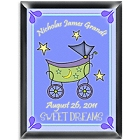 Personalized Carriage Room Sign - Boy