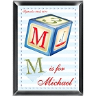 Sailor Boy Personalized Nursery Room Sign