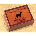 Personalized Cabin Series Cigar Humidors