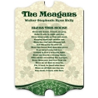 Vintage Personalized Bless This House Irish Signs