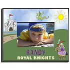 Personalized Knight Boys Picture Frames