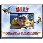 Personalized Airplane Boys Picture Frames