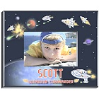 Personalized Boys Squadron Commander Picture Frames
