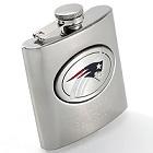 Personalized NFL Logo Liquor Flasks