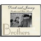 Personalized Brothers Parchment Picture Frames