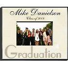 Class of 2015 Personalized Parchment Graduation Picture Frames