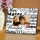 Mom in Translation Personalized Picture Frames
