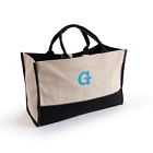Metro Personalized Bridesmaids Tote Bags