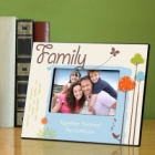 Natures Song Personalized Family Picture Frames