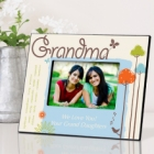 Natures Song Personalized Grandma Picture Frames