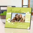 Delicate Daisy Personalized Friends Picture Frames