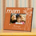 Breath of Spring Personalized Mother Picture Frames