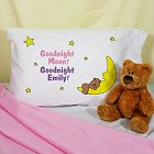Goodnight Moon Personalized Pillowcase