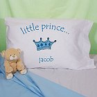 Little Prince Personalized Pillowcase