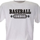 Personalized Baseball T-shirts