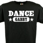 Dance Personalized T-shirts