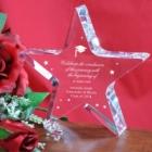 Personalized Graduation Star Keepsakes