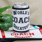 Personalized Worlds Greatest Can Wrap Koozies