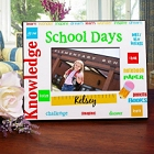 Personalized School Picture Frames