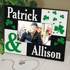 Personalized St Patrick's Day Picture Frames