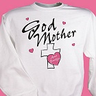 Personalized Godmother Sweatshirt