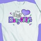 Personalized Babysitter Sweatshirt