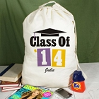 Class of 2015 Custom Printed Graduation Laundry Bags