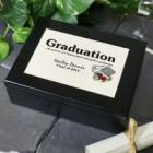 Personalized Graduation Keepsake Box