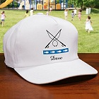 Gone Fishing Personalized Hats