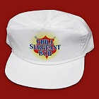 Grill Sergeant Personalized BBQ Hats