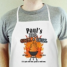 Grill & Chill Personalized BBQ Aprons