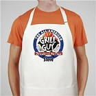 All American Grill Guy Personalized BBQ Aprons