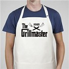 Grillmaster Personalized BBQ Aprons