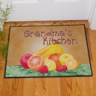 Personalized Kitchen Doormat