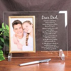Personalized Father's Day Picture Frames
