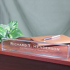 Personalized Professional Desk Name Plates